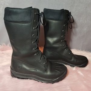 Timberland Woodhaven Tall Boots